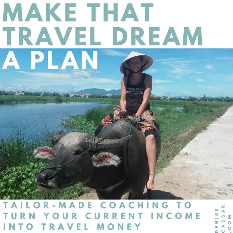 travel dream, travel plan