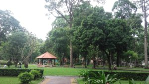 Park in Ho Chi Minh
