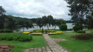 Lake in Dalat